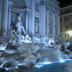 Illuminazione per piscine e fontane