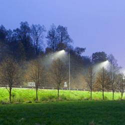 Illuminazione urbana e stradale